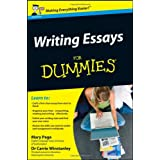 Writing Essays For Dummiesby Mary Page