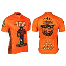 Micro Beer Jerseys Men's Smokey Bear W/Full Length