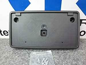 Jeep Front License Plate Holder