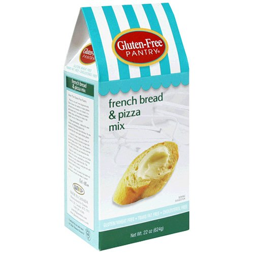 Buy The Gluten-Free Pantry Country French Bread Mix, 22-Ounce Boxes (Pack of 6)