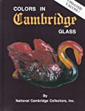Colors in Cambridge Glass