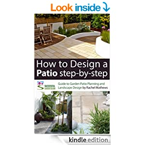 How to design a patio step by step a guide to garden for Best garden design books uk
