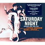 Saturday Night (Original New York Cast) ~ Stephen Sondheim