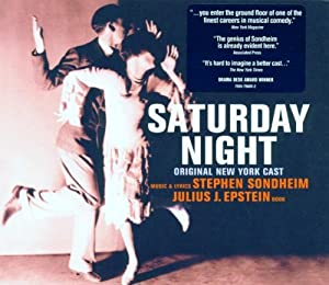 Saturday Night (Original New York Cast)
