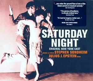Saturday Night (Original New York Cast)