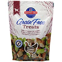Hill's Science Diet Grain Free Chicken & Apples Dog Treats, 8 oz bag