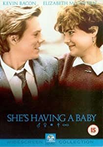 She's Having A Baby [DVD]