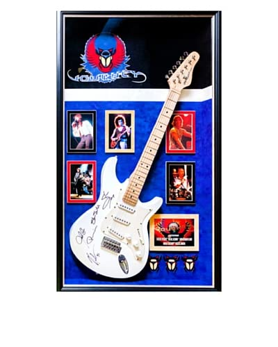 Signed Journey Guitar As You See