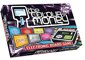 The Colour Of Money Electronic Board Game by Drumond Park Ltd
