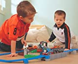 Tomy Thomas the Tank Engine & Friends Motor Road & Rail: Thomas & Terence Deluxe Set