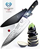 "DALSTRONG Chef's Knife - Shogun Series X Gyuto - VG10 - Hammered Finish - 8"" (200mm)"