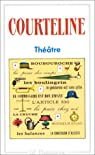 Th�atre par Courteline