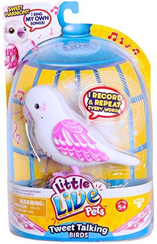 Little Live Pets Bird - Sweet Harmony