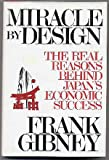 img - for Miracle by Design: The Real Reasons Behind Japan's Economic Success book / textbook / text book