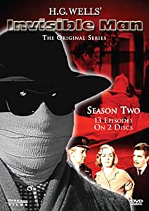 Invisible Man - Season 2 (Bilingual)
