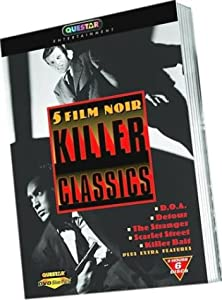 5 Film Noir: Killer Classics [Import]