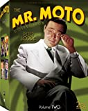 Mr. Moto Collection:  Volume 2 (Mr. Moto's Gamble / Mr. Moto in Danger Island / Mr. Moto Takes a Vacation / Mr. Moto's Last Warning)