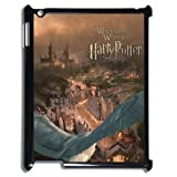 Harry Potter Wizarding World Map Custom Hard Plastic Back Case Cover for iPad 2/iPad 3/iPad 4 at Amazon.com