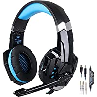 Mictech G9000 Gaming Headset Headphone Wired Gaming Earphone Headphone For PlayStation 4 PS4 IOS Mobilephones,...