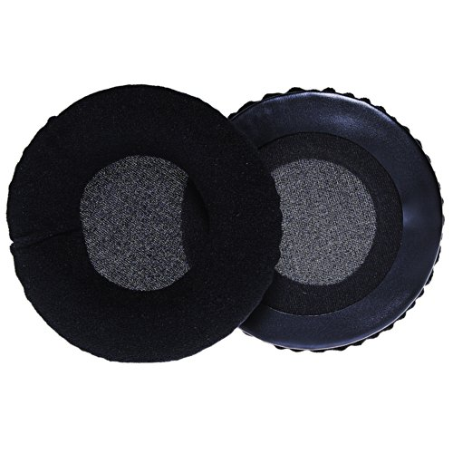 Newstylee Replacement Earpad Cushions For Sennheiser Hd205 Hd205Ii Hd440 / Sony Mdr-V700 Z700 V500Dj / Pioneer Hdj2000 Hdj1000 Hdj1500 / Technica Ath-Pro700Dj / Matsushita Rp-Dj1200A / Matsushita Rp-1200Dj