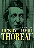 Henry David Thoreau (Literary Greats)
