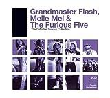 echange, troc Grandmaster Flash - Definitive Groove
