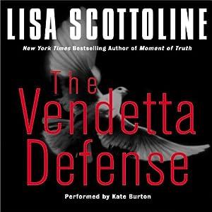 The Vendetta Defense | [Lisa Scottoline]