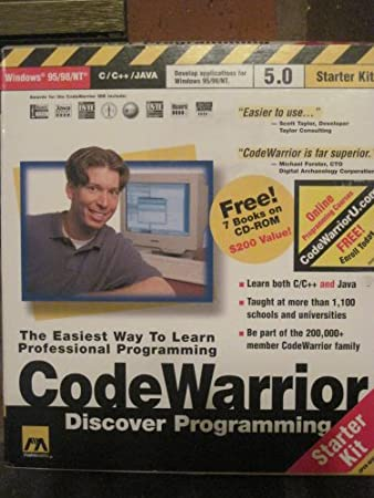 Code Warrior - Programming Starter Kit 5.0