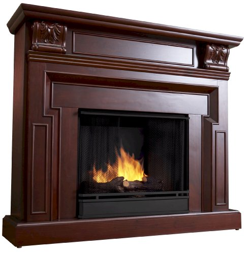 Real Flame Kristine Ventless Gel Fireplace image B006GZ2C04.jpg