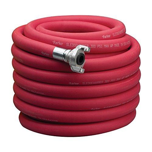 parker-hannifin-7082jhp75-600-jackhammer-sledgehammer-hose-coupled-crimped-universal-chicago-fitting