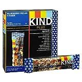 KIND PLUS, Blueberry Pecan + Fiber Bars, Gluten Free Bars, 1.4 Oz (36-pack)