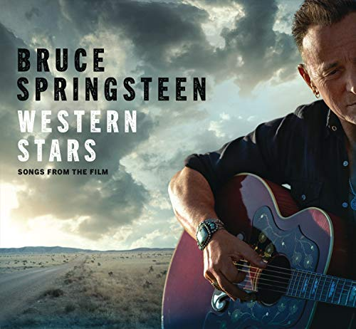 CD : BRUCE SPRINGSTEEN - Western Stars - Songs From The Film