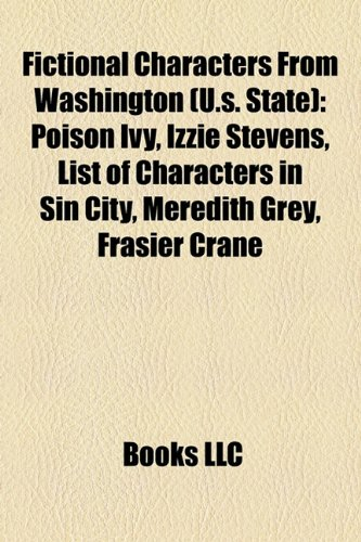 Fictional Characters From Washington (U.s. State): Poison Ivy