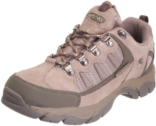 50 Peaks By Hi-Tec Women's Montana Low Wp Taupe/Olive/Stone