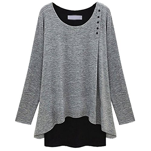 fidella-fashion-womens-splicing-long-sleeve-loose-tunic-tops-gray