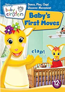 Baby Einstein Babys First Move
