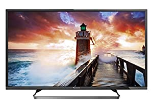 Panasonic TX-40CX680B Smart 4K UHD LED 40 Inch TV with Freeview Play (2015 Model)