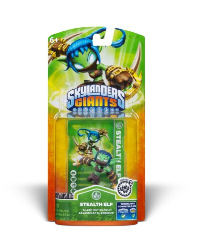 Activision Skylanders Giants Single Character Pack Core Series 2 Stealth Elf