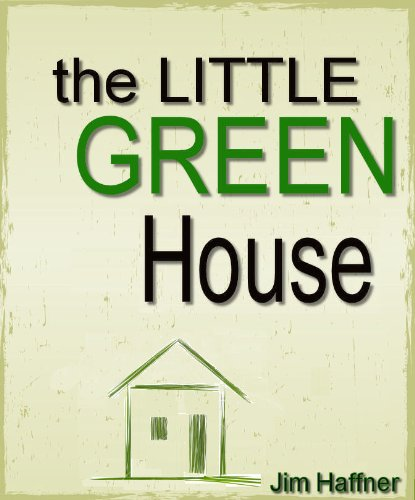 The Little Green House front-144768