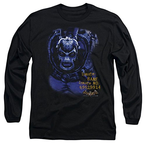 Arkham Asylum Bane Long Sleeve T-Shirt