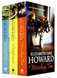 Elizabeth Jane Howard Elizabeth Jane Howard 3 Books Collection Set RRP £20.97 (Cazalet Chronicle) (Marking Time, Comfusion, The Light Years)