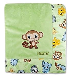 Trend Lab Chibi Zoo Crib Bedding And Decor Baby Bedding