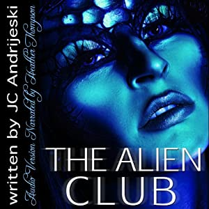 The Alien Club Audiobook