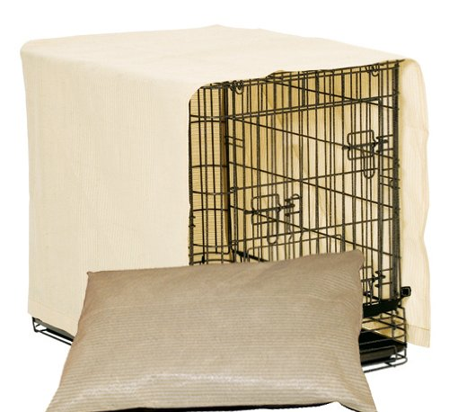 Coolaroo Dog Crate Shade with Pillow, XX-Large, Desert Sand