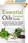 Essential Oils Jumpstart Guide for Be...