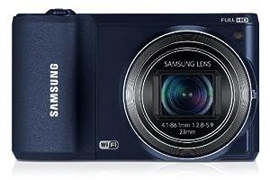 Samsung WB800 - Cámara compacta de 16.3 Mp con Android (pantalla de 3.0