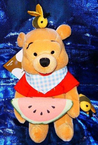 """Disney's Winnie the Pooh Summer Fun 6"""" Plush Beanie - 1"""