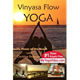 Vinyasa Flow Yoga, Gentle Power on the Beach, Intermedite & Advanced, a ***Practice DVD*** ~ Christina Pedersen