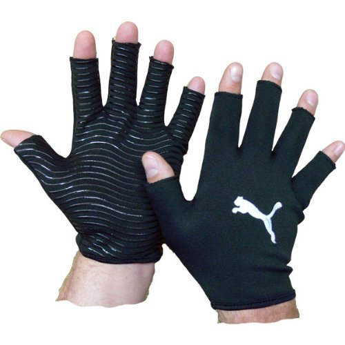 Puma Professional Silicone Grip Rugby Gloves rrp£15 All Adult Sizes - Sale
