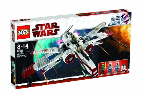 LEGO Star Wars 8088: ARC-170 Starfighter